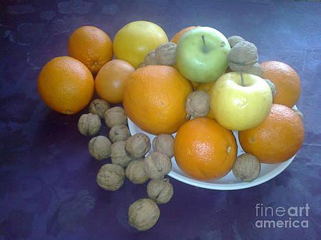 Fresh fruits-photography by Zornitsa Tsvetkova