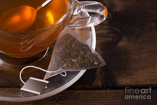 Simon Bratt Photography LRPS - Fresh glass cup of tea