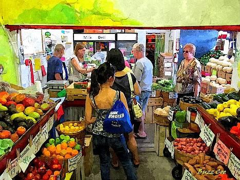 Buzz  Coe - Fresh Market Buyers