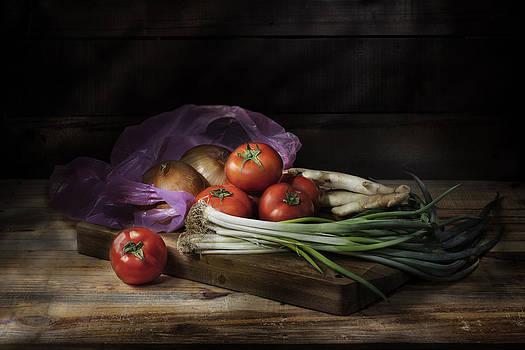 David Thompson - Fresh Market Veggies