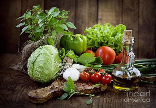 Mythja  Photography - Fresh organic vegetables