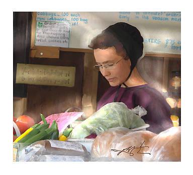 Fresh Produce For Sale by Bob Salo