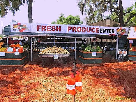 Buzz  Coe - Fresh Produce Stand IV