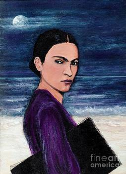 Frida by the Gulf by Sue Carmicle