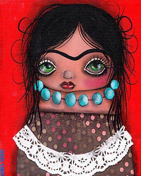 Abril Andrade Griffith - Frida la Gorda