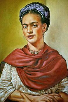 Frida by Mahto Hogue