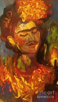 Frida by Michelle Hynes