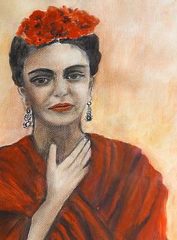 Frieda Kahlo by Olivia Gray