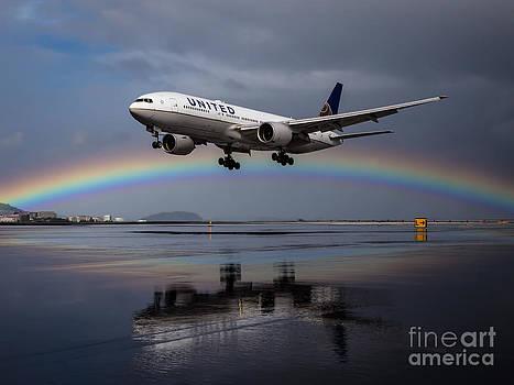 Friendly Skies by Alex Esguerra