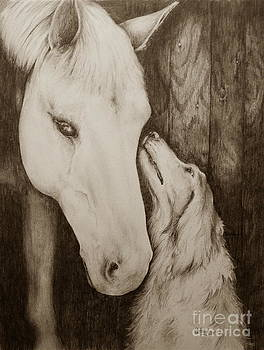 Friends in Sepia by Catherine Howley