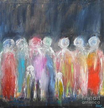 Friends by Kareem Assab