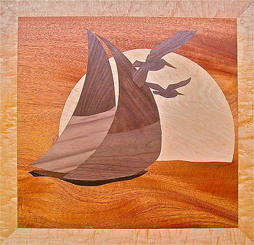 Friends of the Winds and Tides by Kenneth Taber