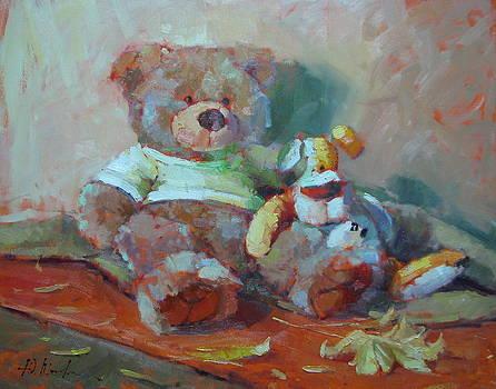 Friends by Shapoval Yura