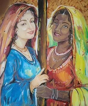 Friendship-forever by Dvipa Thakkar