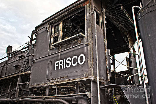 Ms Judi - Frisco Locamotive Cab