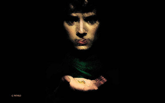 George Pedro - Frodo and the Ring