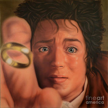 Frodo by David Johnson