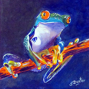 Susan Duxter - Frog 2