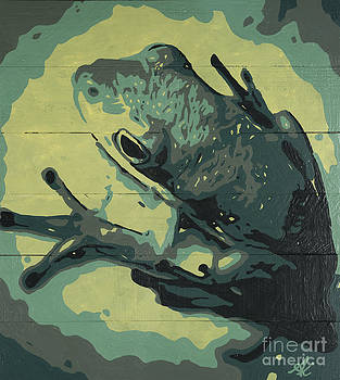 Frog Formerly Known as Prince by Alyson Innes