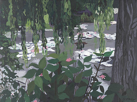 Frog Heaven by Jane Croteau