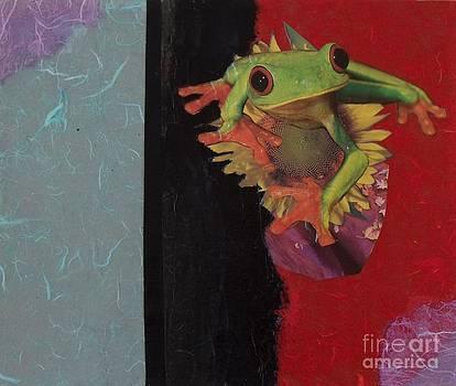 Frog by Leslie Jennings
