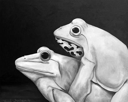 Leah Saulnier The Painting Maniac - Froggy Style edit 3