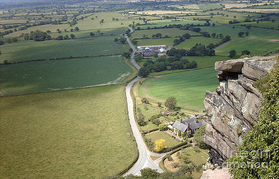 From Beeston Castle Cheshire England by Michelle Deyna-Hayward