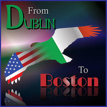 From Dublin to Boston by Ireland Calling