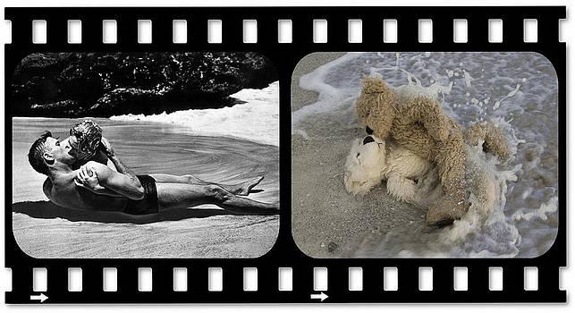 From Here to Eternity Film Strip by William Patrick
