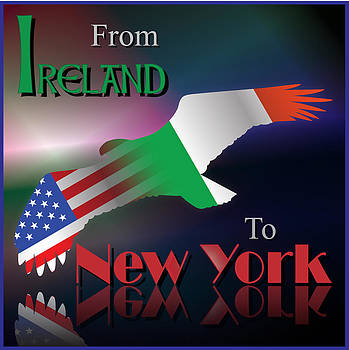 From Ireland to New York by Ireland Calling