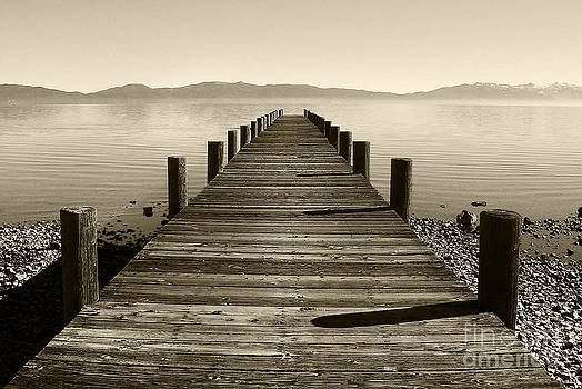From North Lake Tahoe by John Debar