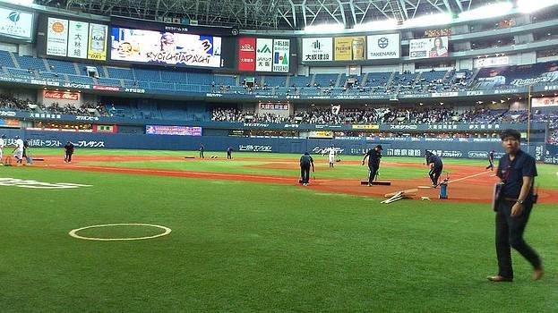 From Osaka Dome A by Yoshikazu Yamaguchi