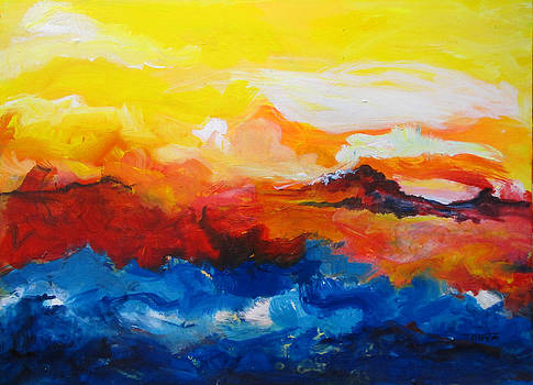 From Sea to Shining Sea by Tonya Schultz