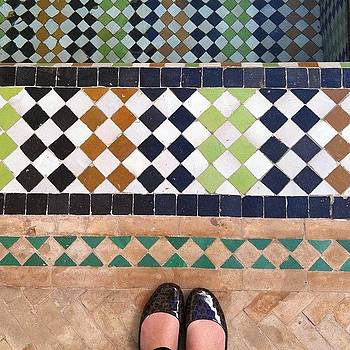 #fromwhereistand #marrakech #morocco by Sarah Dawson