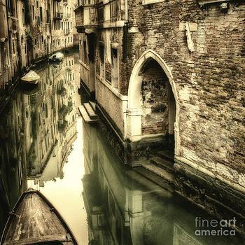 Front Door in Venice by Beth Riser
