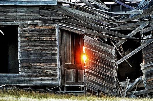 Front Door Sun by Clarice  Lakota
