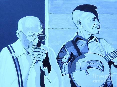 Front Porch Blues by Otis L Stanley
