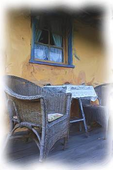 Front porch. by Ian  Ramsay
