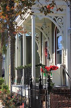 Front Porch by Vicki Genna