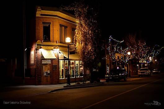 Guy Hoffman - Front Street Penticton - Night