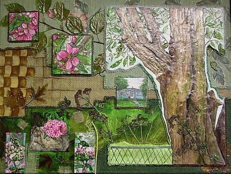 Front Yard Tapestry by Jan Wendt