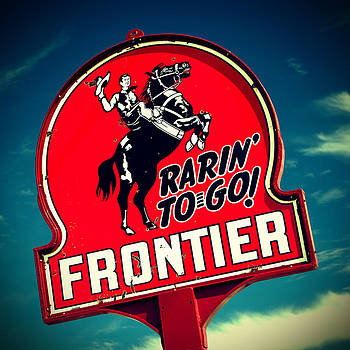 Frontier Land by Tony Santo