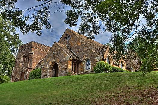 Frost Chapel by Gerald Adams