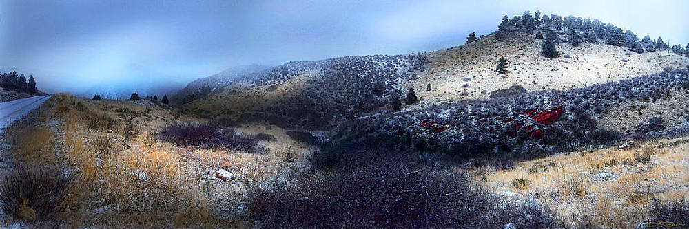 Frosty Hills by Ric Soulen