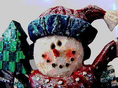 Frosty by Rebecca Flaig