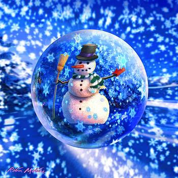 Robin Moline - Frosty the Snowglobe