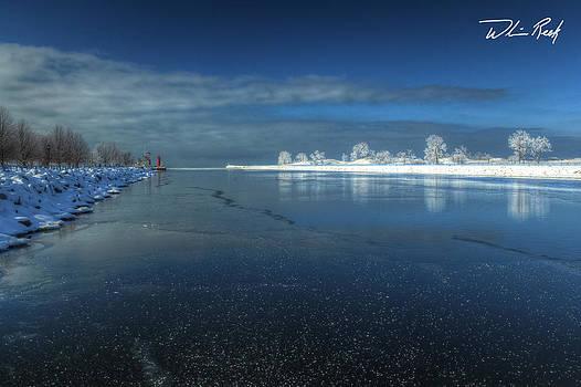 William Reek - Frozen Channel