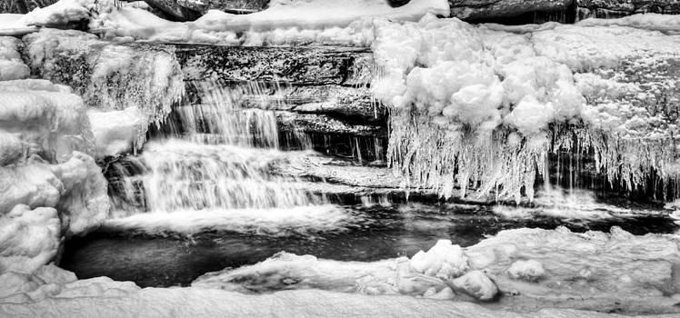 David Hahn - Frozen Falls