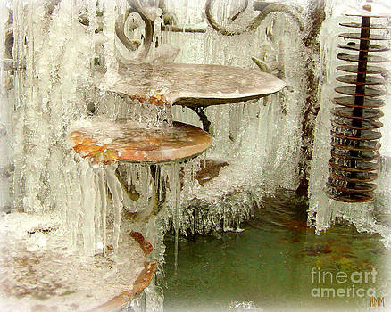 Frozen Flow by Heidi Manly