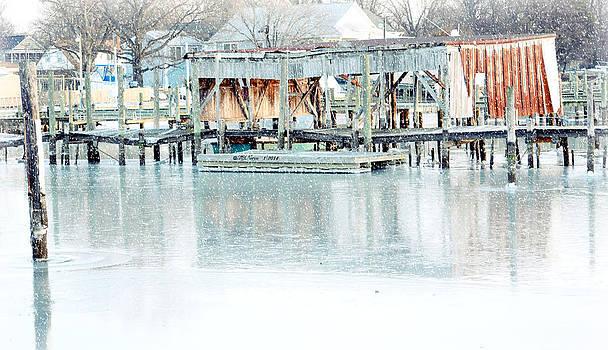 Frozen River by Sheila Noren